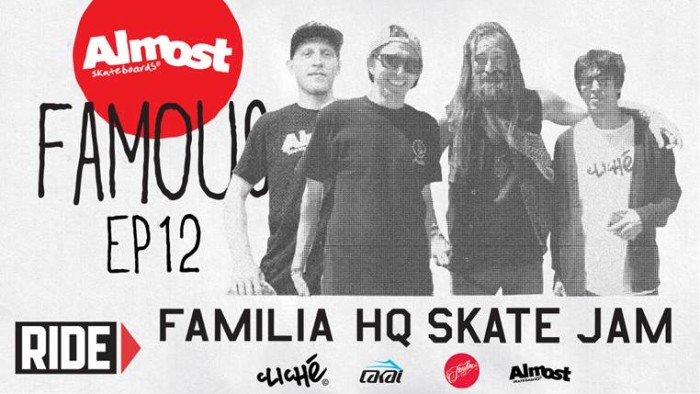 Almost Famous EP 12 / We are all Familia