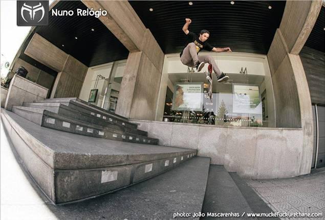 Nuno Relógio welcome clip