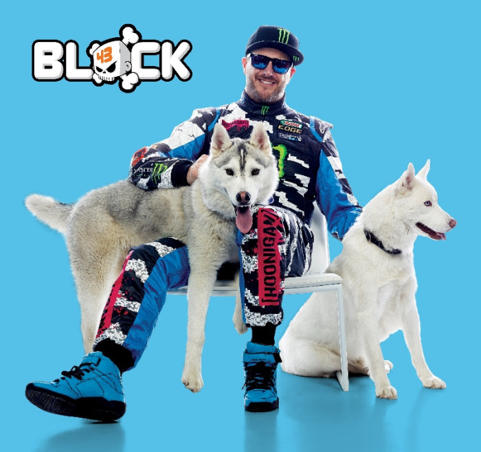 SPY Ken Block Series 2014