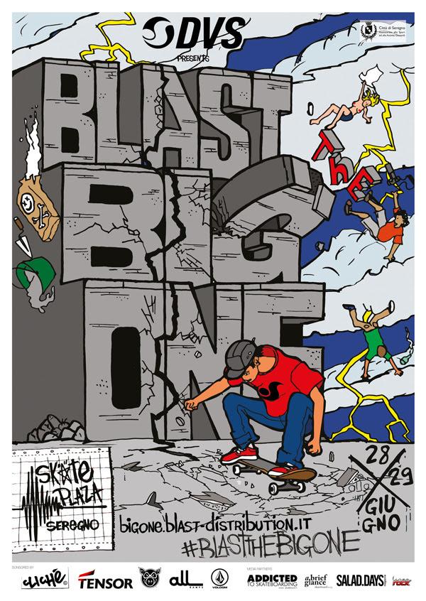 Blast the Big One 2014: è partito il conto alla rovescia