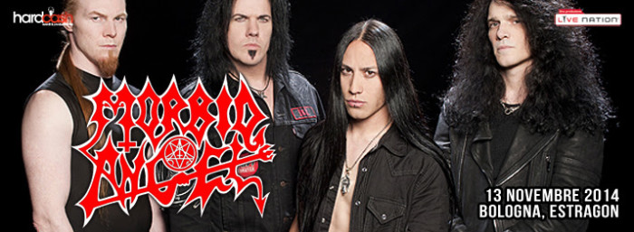Morbid Angel a novembre a Bologna!