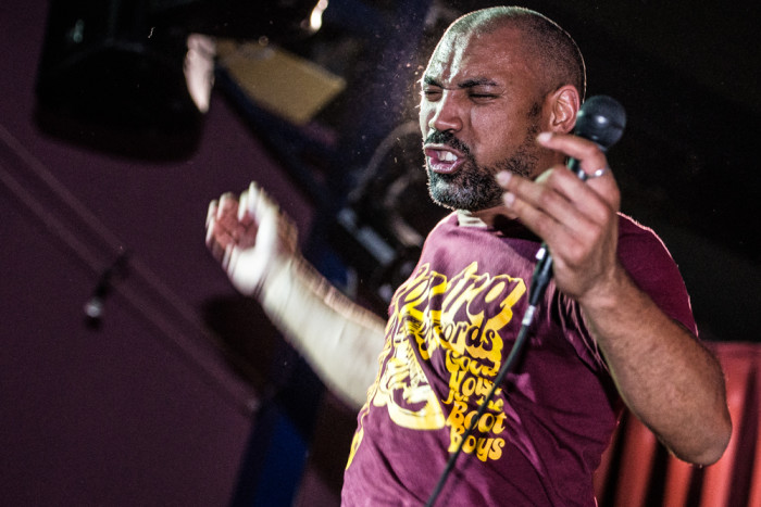 Giuda @ Crazy Bull, Genova – photorecap