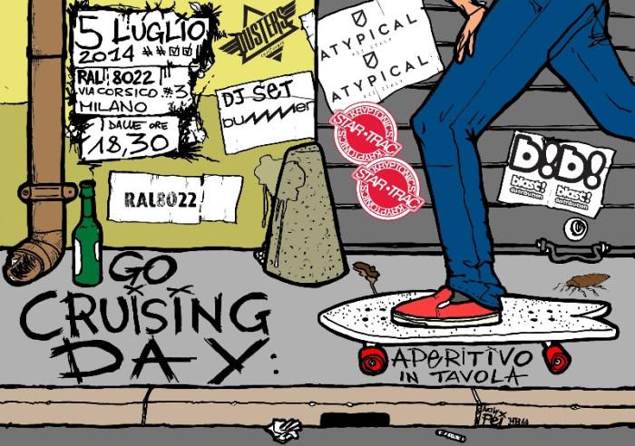 Go Cruising Day @ Ral8022 – Milano