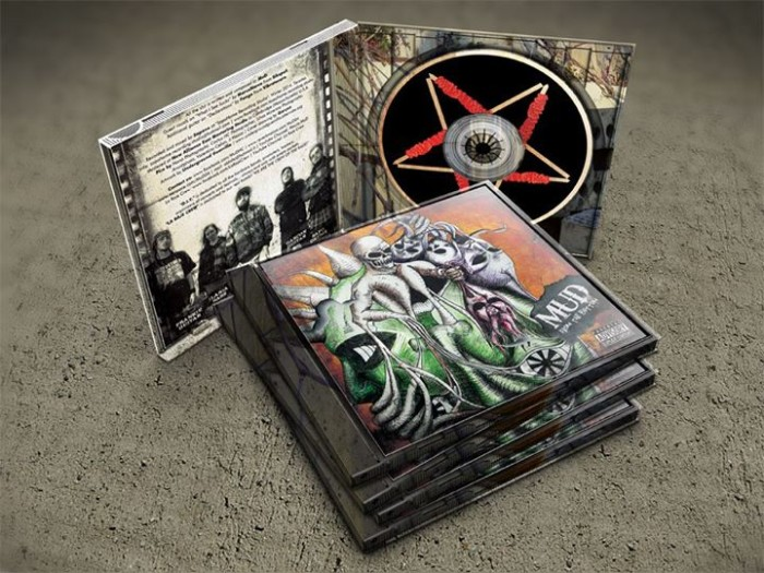 Italian Thrash Attack presents: Mud 'From The Bottom' out now!