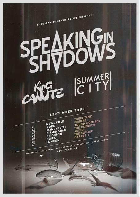 Speaking In Shadows 'The Lies We Lead'