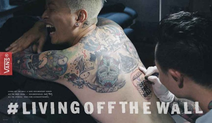 Vans presenta il quarto documentario della serie #LIVINGOFFTHEWALL