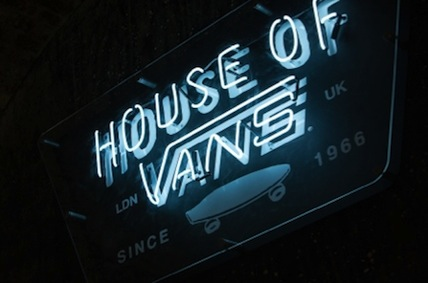 House of Vans // La creatività ha una nuova casa