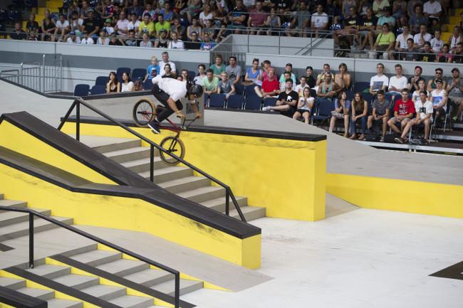 BMX STREET RINK - Alex Kennedy 1 - by Kay Clauberg