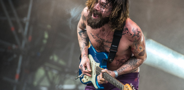 Biffly Clyro + Pixies + Queen Of The Stone Age @ Rock In Idro 2014 – photorecap