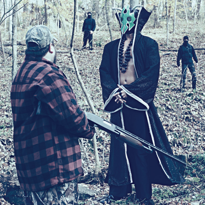 Ultramantis Black 'S/T'