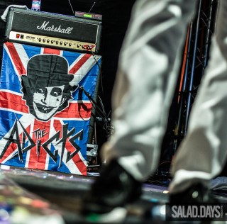 The Adicts + Radio Vudù @ Longlake Festival, Lugano – photorecap