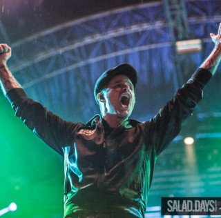 Dropkick Murphys @ Rock Im Ring, Bolzano – photorecap