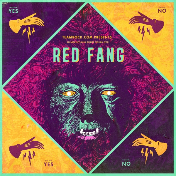 Red Fang release free acoustic EP