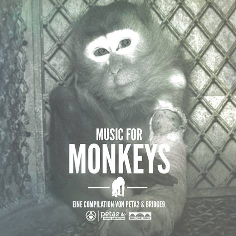 Peta 2, Bridge Nine Records and Flix Agency release sampler for animal welfare!