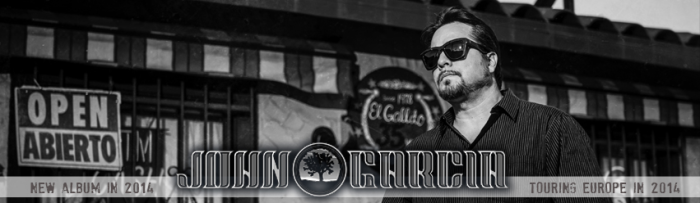John Garcia (Kyuss, Unida, Vista Chino) tour presentation 2014
