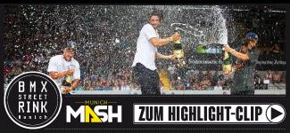Highlight edit BMX Street Rink at Munich Mash
