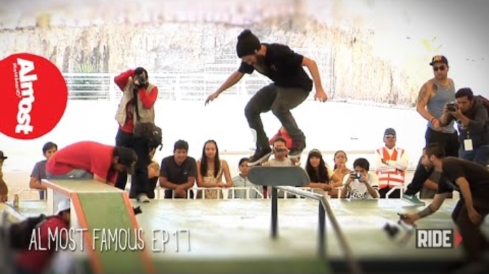 Almost Famous EP 17