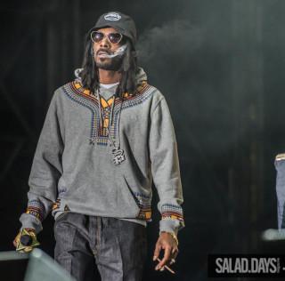 Snoop Dogg + Mondo Marcio + Entics @ Ippodromo del Galoppo, Milano – photorecap