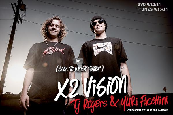 "New Blind Film ""X2 Vision"" Trailer"