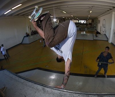 Vans Skate Shop Riot 2014 – le foto e il video di Vicenza