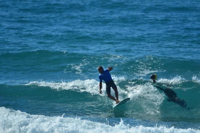 3 Li Junchi surf longboard badesi sardegna 2014