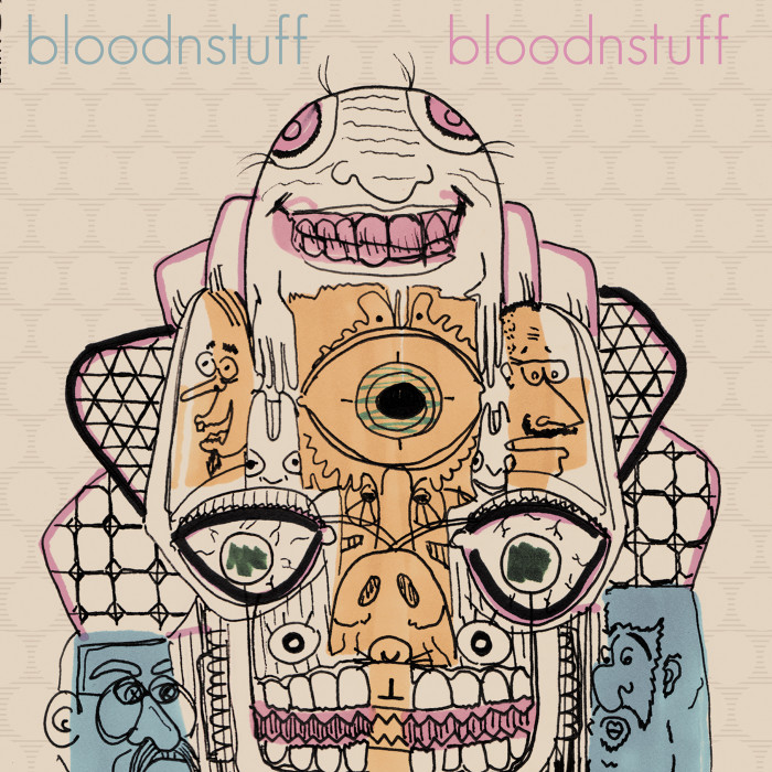 Bloodnstuff 'S/T'