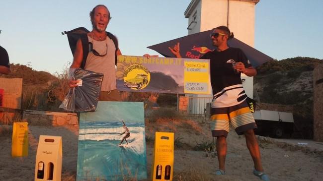 leo ranzoni li junchi badesi surf longboard 2014