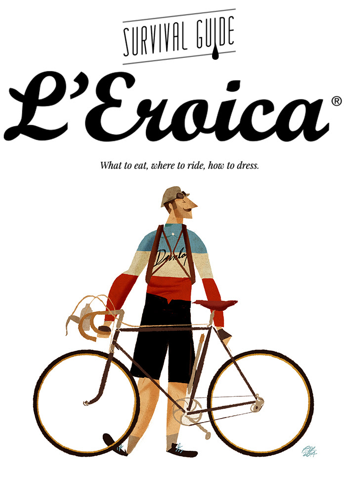 Veeka Introducing 'Survival Guide to Eroica'