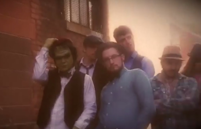 REGGIE AND THE FULL EFFECT PREMIERES MUSIC VIDEO FOR '37′