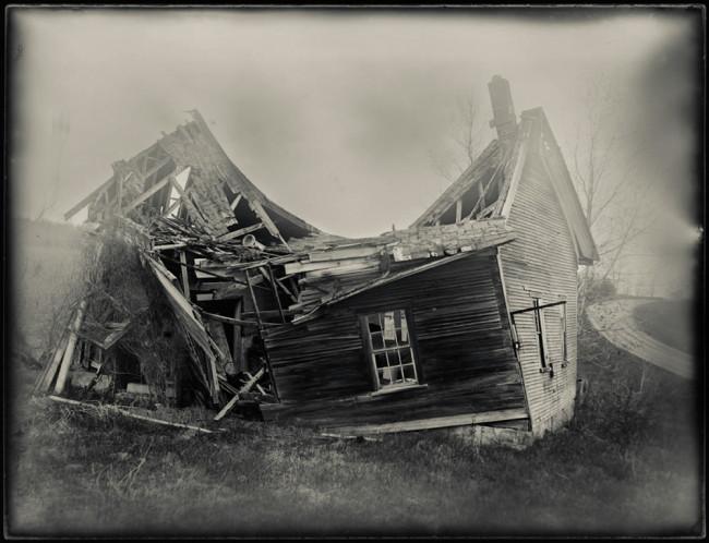 Broken House_Brian Gaberman