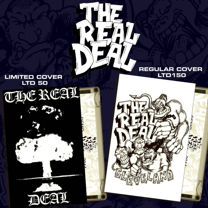 The Real Deal tape out now!