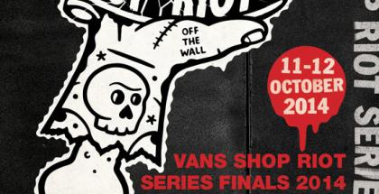 Vans Shop Riot Live Stream Final