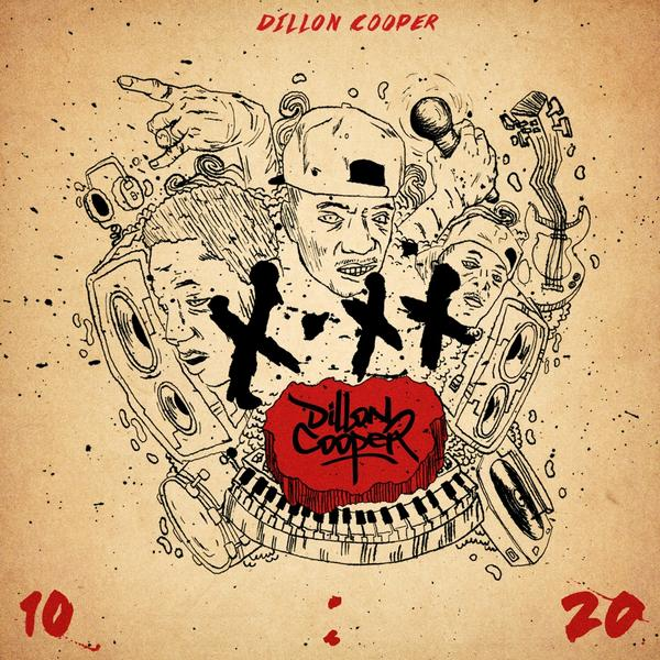 DILLON COOPER UNVEILS NEW TRACK 'BRIGHT LIGHTS' & ARTWORK FOR UPCOMING MIXTAPE, 'X:XX'