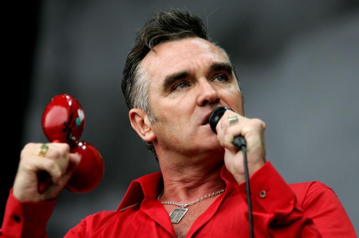 Una serata a teatro con Morrissey