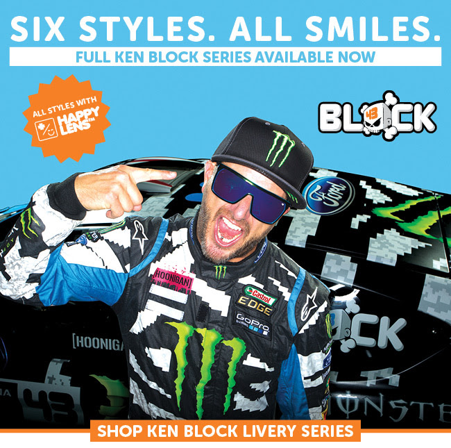 SPY® presenta la Ken Block Series