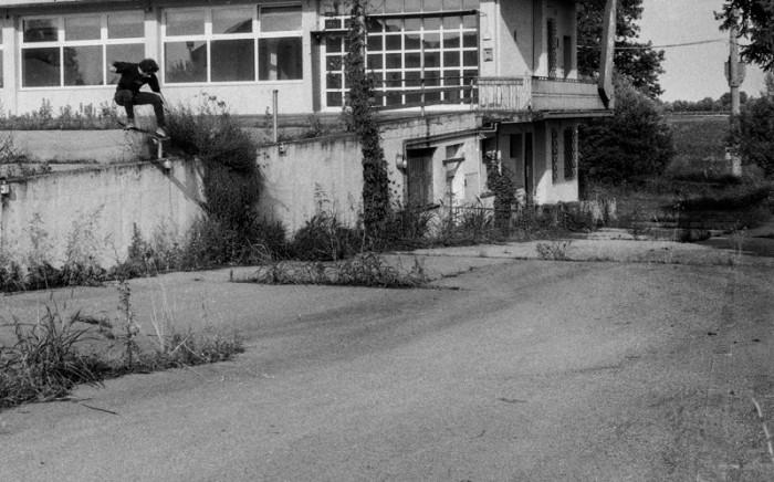 Marcello Pettenuzzo X Emerica street footy