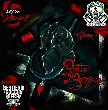 'Ratto Di Borgo', il primo ep di Jim Ragen in free download!