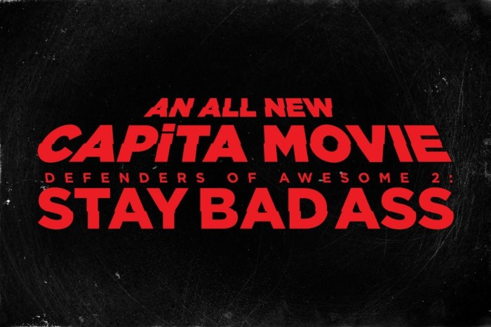 CAPiTA 'DOA 2 – Stay Bad Ass' disponibile online e su iTunes!