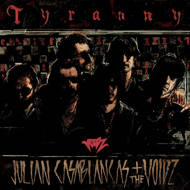 Julian Casablancas + The Voidz 'Tiranny'