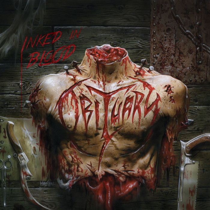 Obituary 'Inked In Blood'