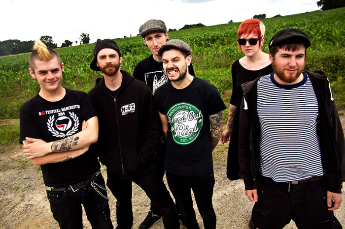 Roughneck Riot Share Live NOFX Cover Video 'The Idiots Are Taking Over'