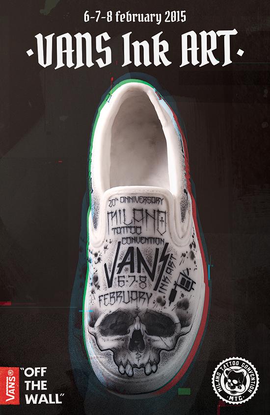 Vans Ink Art seconda edizione