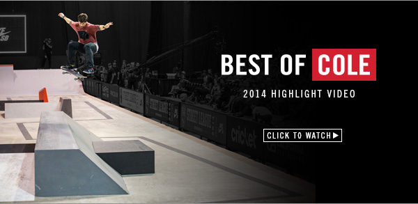 DC Chris Cole: SLS Best of 2014