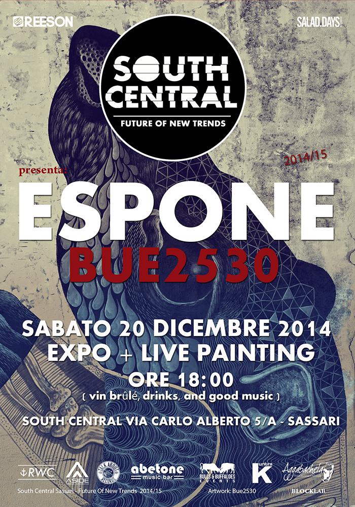 """SOUTH CENTRAL """"ESPONE"""" 2014/15"""