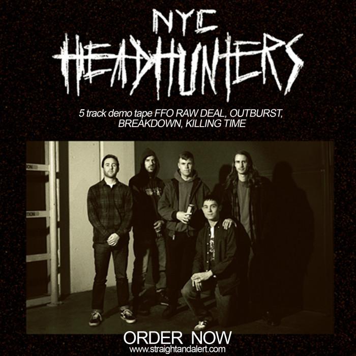 NYC Headhunters preorders online