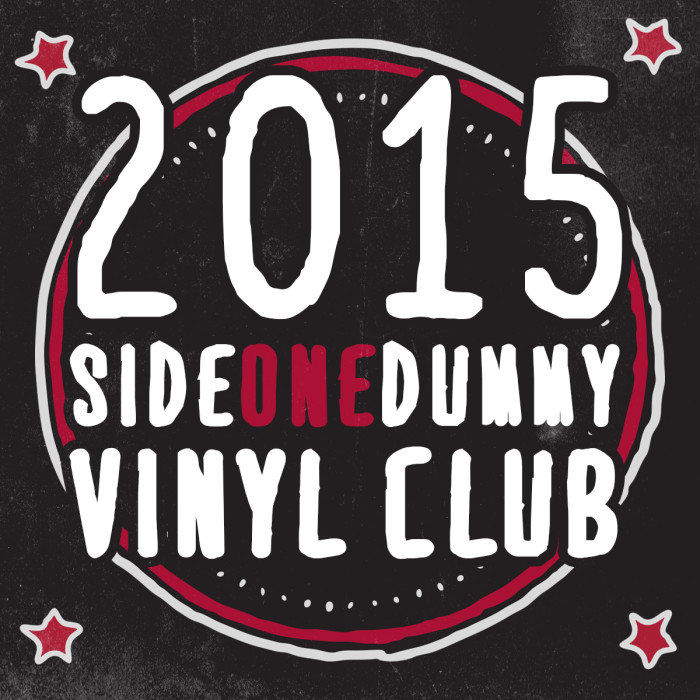 SideOneDummy launches 2015 Vinyl Club