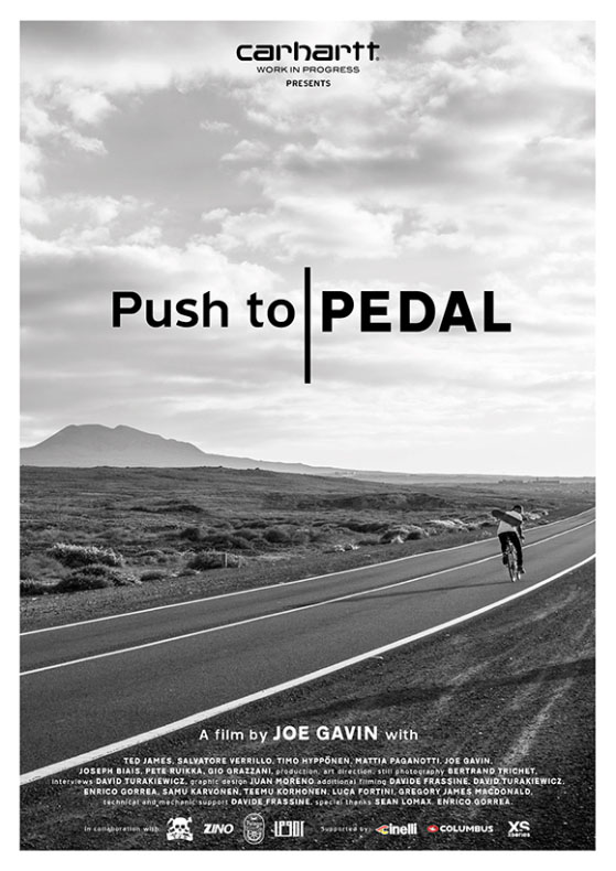 Carhartt – Push To Pedal