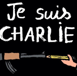 7 Janvier 2015 – Je suis Charlie