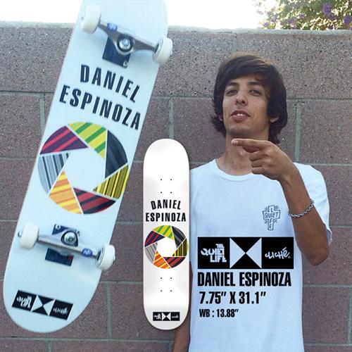 The Quiet Life x Daniel Espinoza