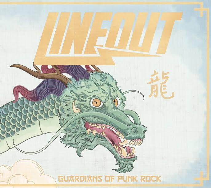 Lineout  'Guardians Of Punk Rock'